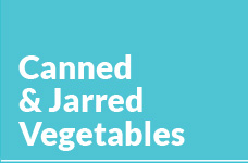 Canned & Jarred Vegetablees
