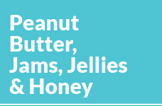Peanut Butter, Jams, Jellies & Honey
