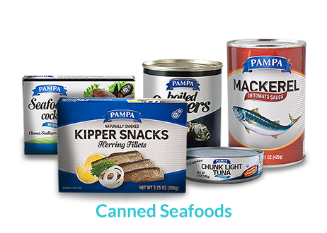 Canned Seafoods