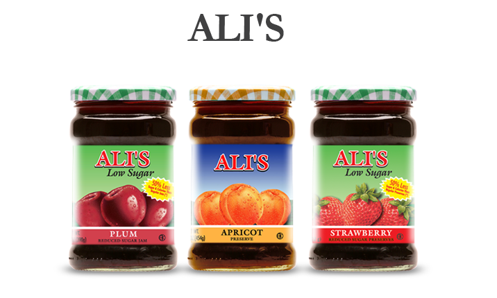 Our Brands. Ali