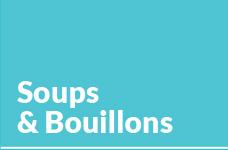 Soups & Boullons
